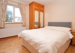 8 Aileach Buncrana - double bedroom