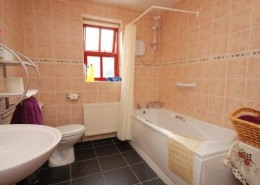 Alder Traditional Cottage Donegal - bathroom