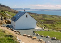 Crohy Cottage Falmore Dungloe - sea views