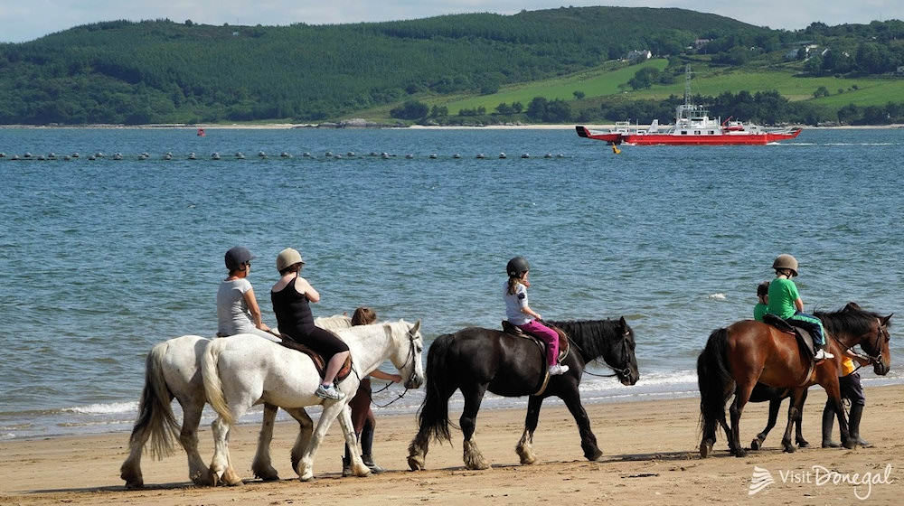 Donegal Equestrian Holidays
