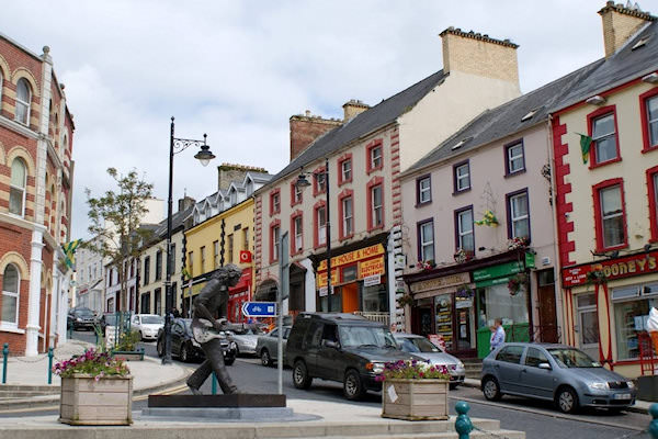 Streets Of Willow >> Ballyshannon Holiday Homes • Donegal Holiday Accommodation