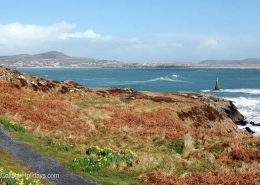 Heather Holiday Cottage Creeslough - shorefront walk at Ards
