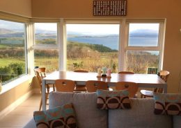 Marble Hill Dunfanaghy - dining area