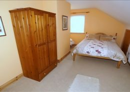 An Doras Dearg - double bedroom
