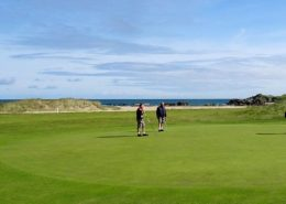 Marble Hill Dunfanaghy - golf at Dunfanaghy
