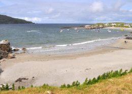 Marble Hill Dunfanaghy - beach at Portnablagh