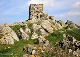 Ard Cottage Clonmany Inishowen - Carrickabraghy Castle
