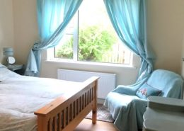 Ballydevitt Retreat - Master bedroom