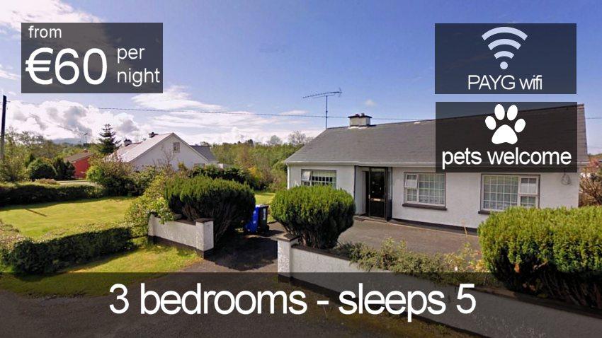 Donegal Town Ballydevitt Retreat