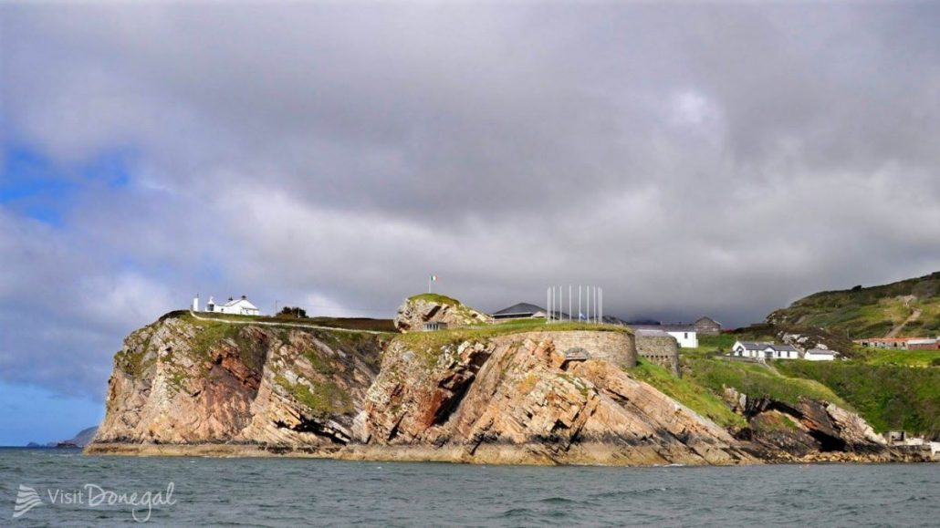 Fort Dunree Inishowen Donegal