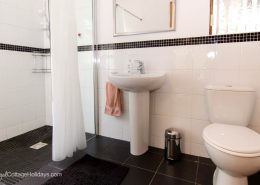Glen View Porthaw - ensuite