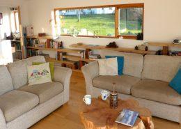 Hygge House Buncrana Inishowen - ground floor living area