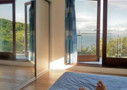 Hygge House Buncrana Inishowen - upper floor bedroom