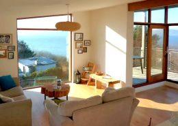 Hygge House Buncrana Inishowen - living area