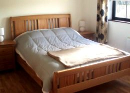 Laburnum Lodge Donegal Double bedroom