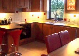 Laburnum Lodge Donegal Kitchen area