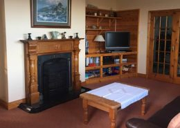 Laggview at Isle of Doagh, Ballyliffin - living room