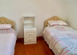 Laggview at Isle of Doagh, Ballyliffin - twin bedroom
