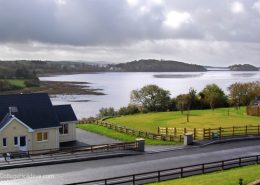 Lismore Holiday Rental Donegal Town - view over Bay