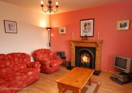 Lismore Holiday Rental Donegal Town - living room