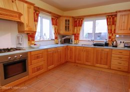 Lismore Holiday Rental Donegal Town - kitchen