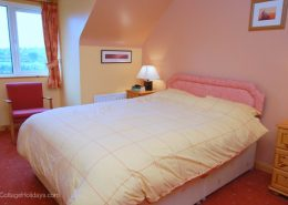 Lismore Holiday Rental Donegal Town - double bedroom
