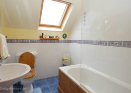 Lismore Holiday Rental Donegal Town - bathroom