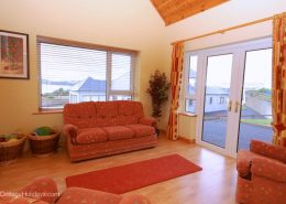 Lismore Holiday Rental Donegal Town - sunroom