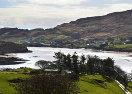 Rock Cottage Carrick Donegal - view