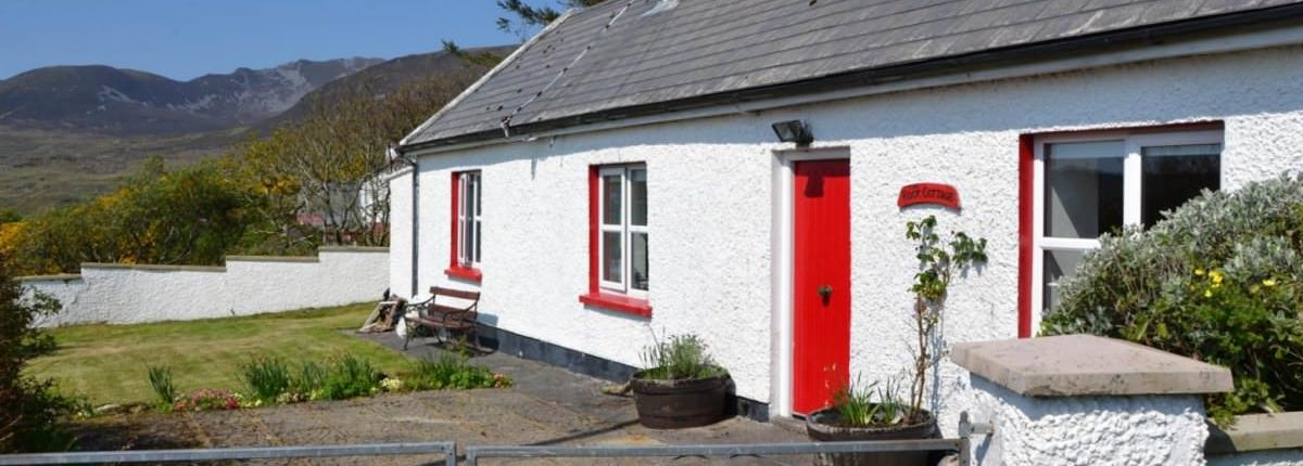 Rock Cottage Carrick Donegal