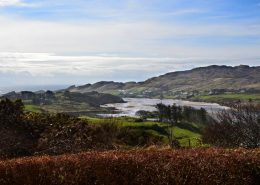 Rock Cottage Carrick Donegal - the view