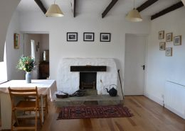 Rock Cottage Carrick Donegal - interior
