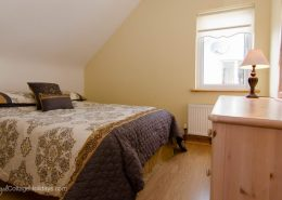 Waterchase Buncrana Inishowen - upper floor bedroom