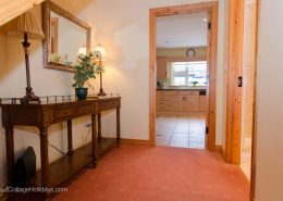 Waterchase Buncrana Inishowen - hallway to kitchen
