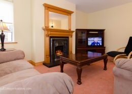 Waterchase Buncrana Inishowen - living room