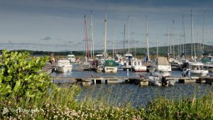 15 Beacon Hill Fahan Inishowen - the marina