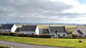 View from 15 Glashedy Ballyliffin - holiday home Inishowen
