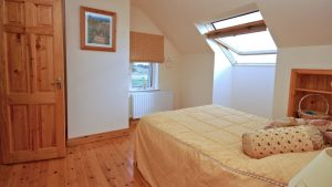 Upper floor bedroom - 15 Glashedy Ballyliffin - holiday home Inishowen
