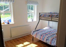 3 Rinn na Mhara Dunfanaghy - bunk bedroom