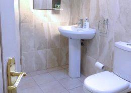 Beachside Cottage Downings - bathroom