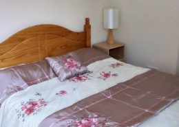 Beachside Cottage Downings - double bedroom