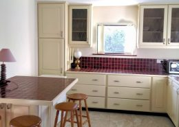 Beachside Cottage Downings - kitchen