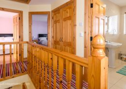 Burwood Holiday Home Buncrana - upper floor