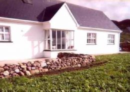 Falmore Cottage along Wild Atlantic Way - front of cottage