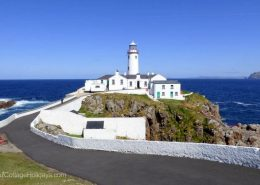 Knockalla Lodge Portsalon 15 min drive to Fanad Lighthouse