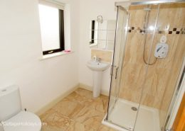 Knockalla Lodge Portsalon - ensuite