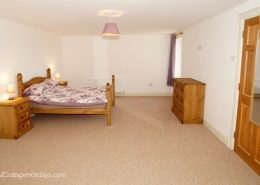Knockalla Lodge Portsalon - double bedroom