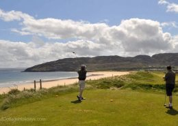 Knockalla Lodge Portsalon - 5 min drive to golf course
