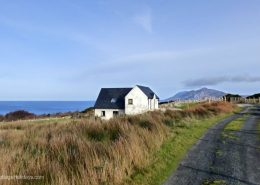 Knockalla Lodge - panoramic sea views