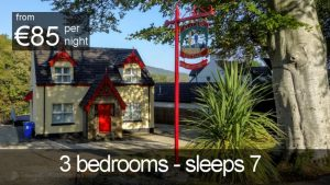 Rathmullan Sealane Holiday Cottage